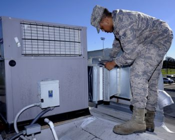 HVAC 'air men' keep it cool